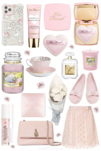 Flutter Into Spring: Pretty In Pink Wishlist