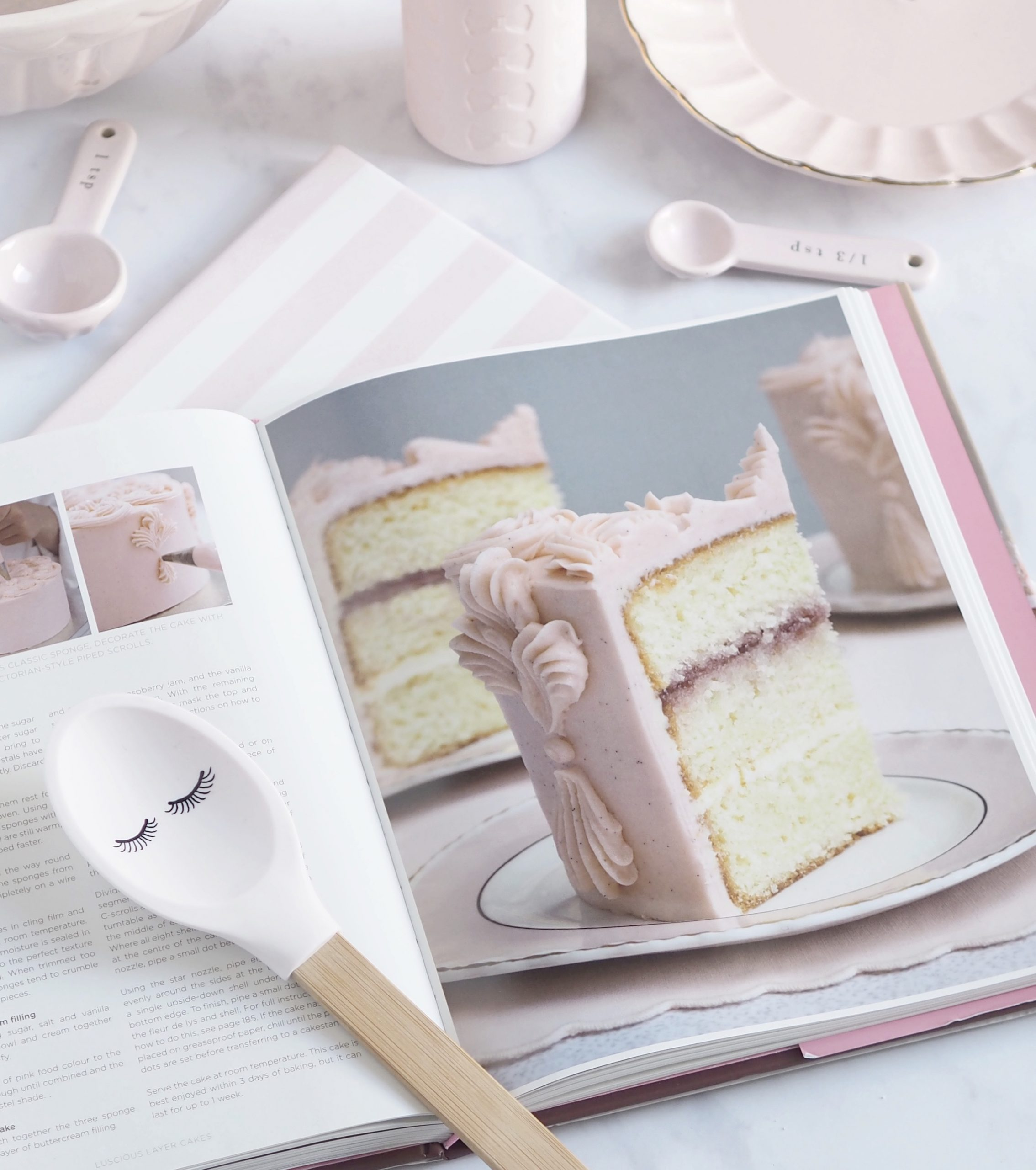 How To Make A Peggy Porschen At Home: Glorious Victoria Cake Recipe