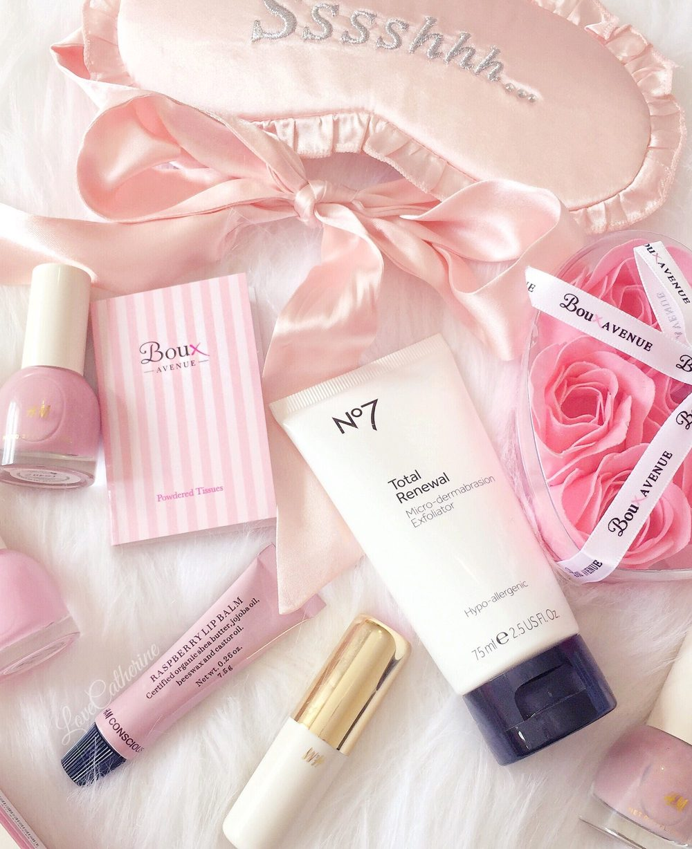 Blush Pink Beauty Buys