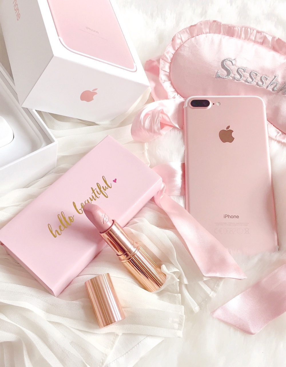 Rose Gold iPhone 7 Plus ~ Camera Review