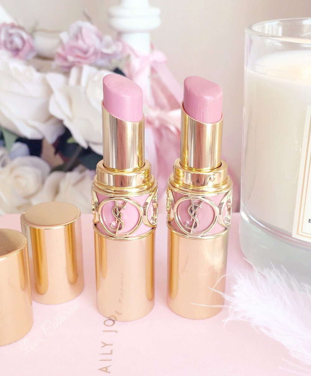 Five Favourite Pink Lipsticks