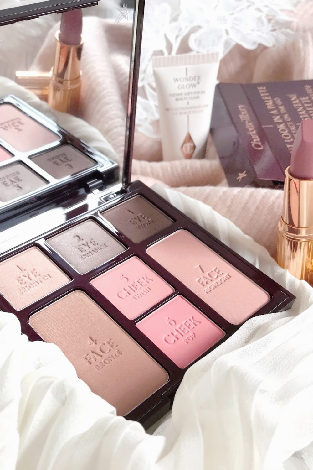 New Charlotte Tilbury Instant Look In A Palette