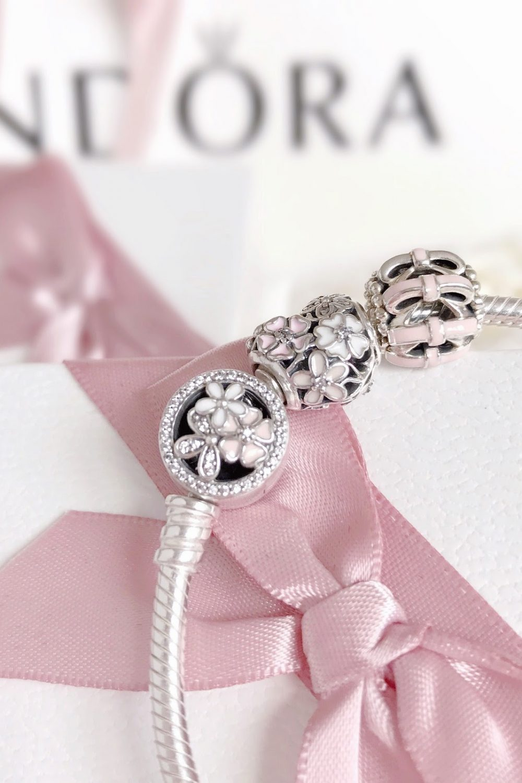 Pandora Poetic Blooms