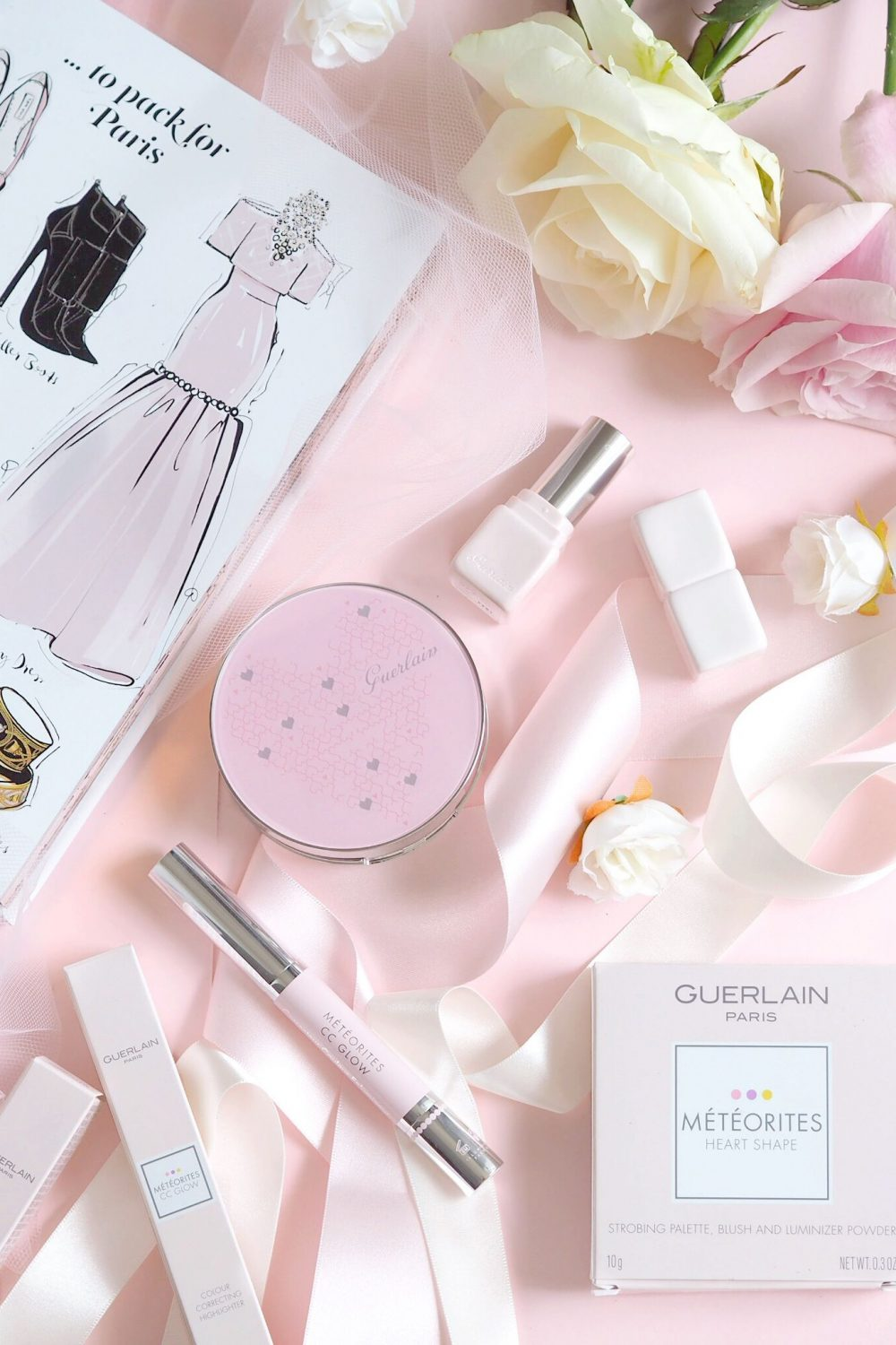 Guerlain Glow With Love Spring Collection