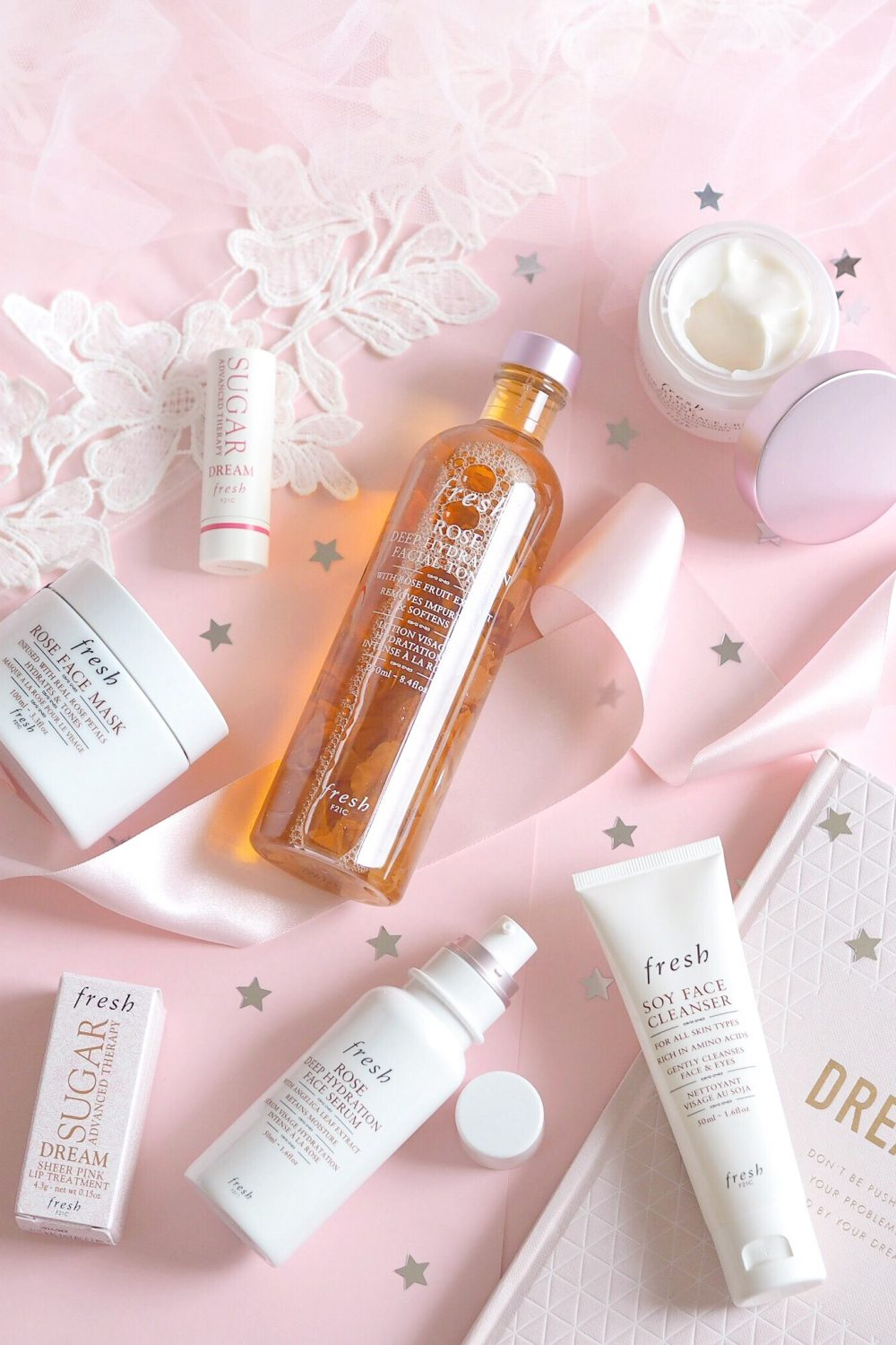 Dreamy Summer Skincare From Fresh Beauty