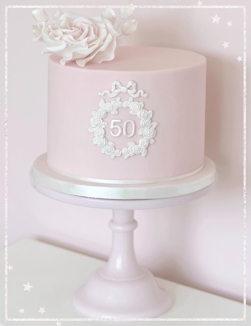 Catherine Marie Cake