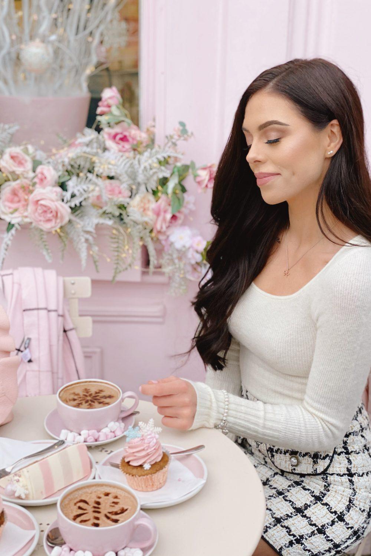 A Pink Nutcracker Wonderland: Peggy Porschen's Land Of Sweets