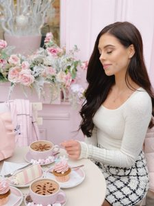 A Pink Nutcracker Wonderland: Peggy Porschen's Land Of Sweets